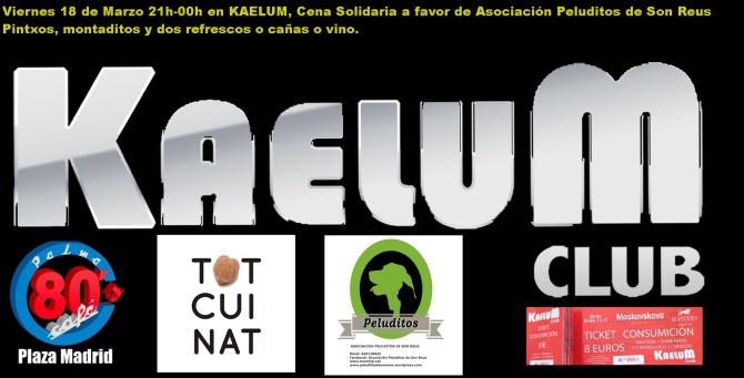 cartel evento Kaelum
