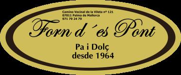 Logo Forn d es Pont PNG[2158]